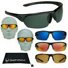 Внешний вид - POLARIZED Mirrored Sunglasses Golf Fishing Running Cycling Driving Glasses
