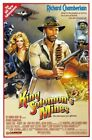 KING OF SOLOMONS MINES 01 B-MOVIE REPRODUCTION ART PRINT A4 A3 A2 A1