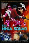 THE NINJA SQUAD 01 VINTAGE B-MOVIE REPRODUCTION ART PRINT A4 A3 A2 A1