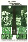 SPACE PROBE TAURUS 01 VINTAGE B-MOVIE REPRODUCTION ART PRINT A4 A3 A2 A1