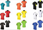 More Mile Mens Short Sleeve Cycle / Cycling / Bike Top S,M,L.