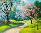 Colors Of Spring Art Poster Print New