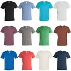 Canvas Bella Mens Unisex Size S M L XL 2XL TriBlend V-Neck T-Shirt Vee Tee 3415