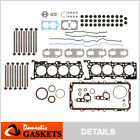 95-04 Ford Mustang Lincoln Continental Mark VIII 4.6L Full Gasket Set Head Bolts