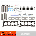 95-04 Lincoln Mercury Ford Mustang 4.6L DOHC INTECH Head Gasket Bolts Set