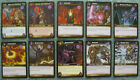 World of Warcraft TCG Class Deck 2010 Card Selection (WoW CCG)