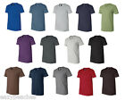 Canvas Mens NEW Size XS-2XL Delancey 3005 Short Sleeve V-Neck Tee T-shirt FS