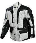 TUFF GEAR MOTORCYCLE TEXTILE JACKET ALL WEATHER SIZE - L