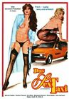TAXI FOR LADIES CLASSIC B-MOVIE REPRODUCTION ART PRINT A4 A3 A2 A1