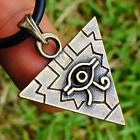 Egyptian Pyramid God All seeing Eye of Horus Ra Udjat Illuminati Pewter Pendant