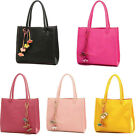 Women Hobo PU leather handbag shoulder bag Satchel Tote bag 7 colours