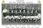 SCOTLAND 1946 (v Ireland, 23rd February) RUGBY TEAM PHOTOGRAPH