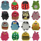 16 Style Baby Toddler Kid Child Cartoon Animal Backpack Schoolbag Shoulder Bag