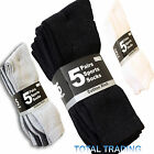 25 PAIRS MENS SOCKS  SIZE 6-11 PLAIN BLACK WHITE MIXED SPORT WORK EX STORES DD1