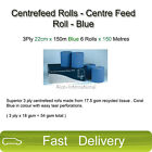 Centrefeed Rolls - Centre Feed Roll - Blue
