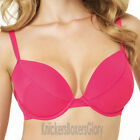 Panache Swimwear Dolly Padded Plunge Bikini Top Strawberry CW0024 Select Size