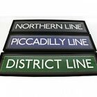 London Underground ~  Train Tube Signs ~ Wall Decoration ~ Retro/Novelty