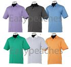 CALLAWAY GOLF Mens Size S-4X Mini Stripe Dri Moisture Wick Polo Fit Sport Shirt