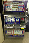 """IGT S2000 COINLESS SLOT MACHINE """"DOUBLE RED WHITE BLUE 5 LINE"""""""