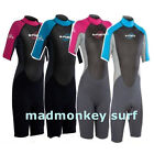 GUL JUNIORS G FORCE SHORTIE 3MM WETSUIT kids childrens bodyboarding snorkelling