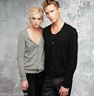 Canvas Bella NEW Unisex XS-XL Triblend Cardigan Sweater Sweatshirt Apparel 3900