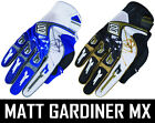 MENS SHOT CONTACT MOTOCROSS MX GLOVES NEW RUSH BLACK BLUE gants enduro bike