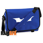 BATMAN WINGS GOTHAM CITY HERO  BNWT FLIGHT MESSENGER SHOULDER BAG SCHOOL COLLEGE