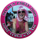 Any Badge - Any Size, Personalised for Hen, Stag, Birthday Or From My Ebay Store
