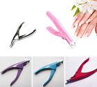 Acrylic / False Nail Art Tips Cutter / Clipper Acrylic UV Gel False Tips Cutter