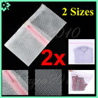 2x Zipped Washing Mesh Bags Laundry Net For Lingerie Bra Clothes Storage 60X50CM