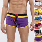 GYMWEAR New Mens Running Jogging Sports Swim Underwear Briefs Trunks Home Shorts