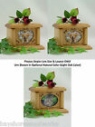 Pet Urns - Wood Photo Pet Urn for Your Dog or Cat