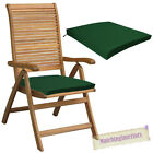 Green Outdoor Indoor Home Garden Chair Floor Seat Cushion Pads Only Multipacks