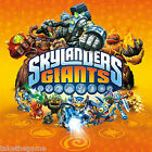 Skylanders GIANTS Single Character Packs New and Reposed Series 2 Figures - BNIP