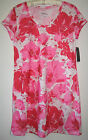 New Summer Nightgown Gowns Nightshirt Sleepwear by Style & co. Womens size S  L