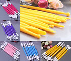 16 MODELLING TOOLS CAKE DECORATING BAKING SUGARCRAFT 5 COLORS