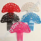 Spanish Flamenco Peineta Hair Comb Girls Womens World Fancy Dress Accessory NEW
