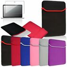 """2in1 Screen Protector+ Soft Sleeve Skin Case Cover For Macbook PRO 13 13"""" A1278"""