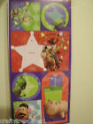 DISNEY HOLIDAY PEEL N STICK GIFT TAGS CHRISTMAS POOH MICKEY TOWMATER LIGHTNING