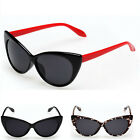 Fashion Retro Vintage Style Cat Eye Oversized Cool Shopping Eyewear Sunglasses