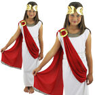 ROMAN GODDESS COSTUME GIRLS FANCY DRESS GREEK TOGA SCHOOL CURRICULUM BOOK WEEK