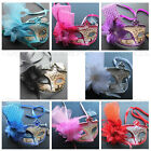 Venetian Floral Masquerade Mask 8+Colors Party Prom Mardi Gras Halloween Costume