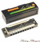 Lee Oskar 1910 Major Diatonic Blues Harp/Harmonica. C, D, E, F, G, A, Bb