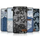 HEAD CASE DESIGNS JEANS AND LACE PROTECTIVE BACK CASE COVER FOR MOTOROLA RAZR D1