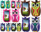 For Samsung Galaxy S4 S IV Rubber SILICONE Skin Soft Case Phone Cover Owl
