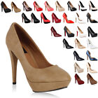 Sexy Lack Pumps Damen High Heels Stilettos 70339 Gr. 36-41 New Look