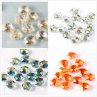 20/100pcs Round For Swarovski 11*12mm Crystal Beads Jewelry Charm Loose Beads