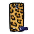 Leopard Fur, Animal Print Case for Samsung Galaxy S4 SIV Phone Cover