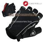 Castelli Rosso Corsa Bike Cycling Gloves Black S/M/L/XL