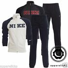 Nike Men's Tracksuit FZ Jogging Suit Joggers White Navy Charcoal Black514571